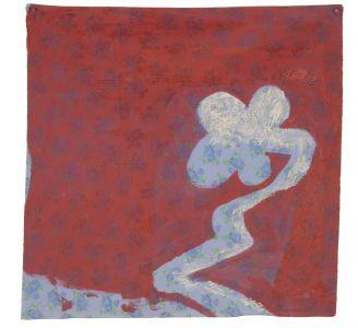 Blasphème fleuri, bleu-blanc-rouge