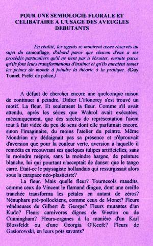 texte Alain Monvoisin