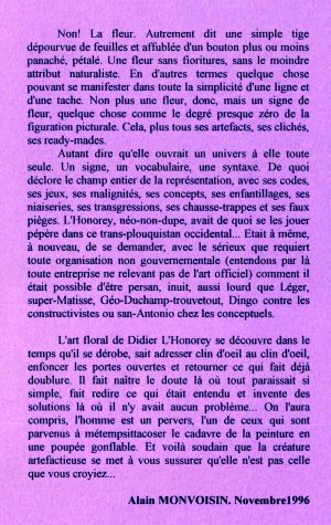 texte Alain Monvoisin (suite)